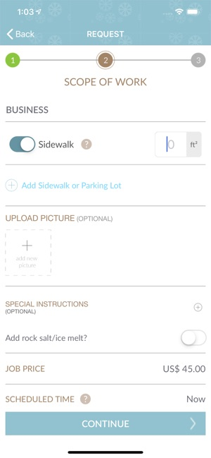 Shovler Snow Removal Ondemand On The App Store