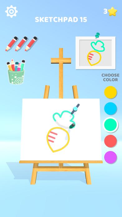 Color Drawing 3D screenshot 9
