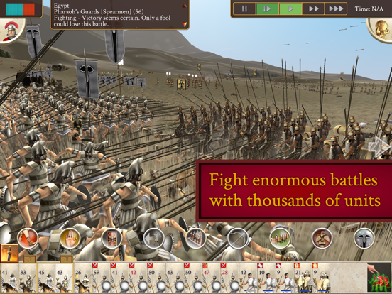 ROME: Total War IPA Cracked for iOS Free Download