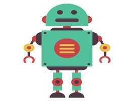 The RoboticsDTL is a small sticker, which are show the 50 Robotics DTL sticker in cartoon