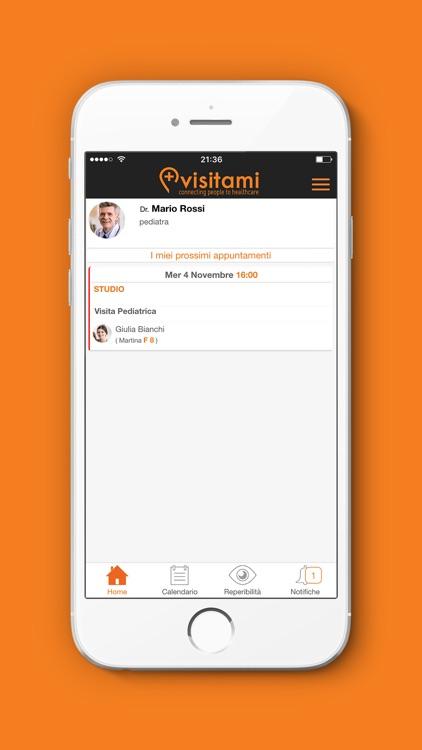 Visitami - Versione per Medico