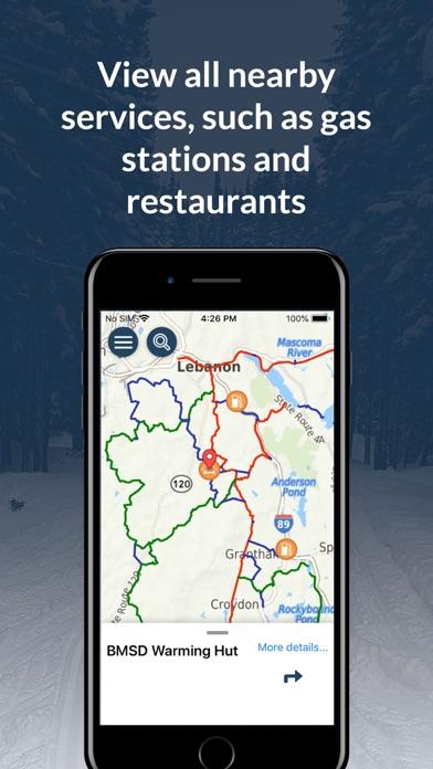 NH Snowmobile Trails 2020 screenshot 3