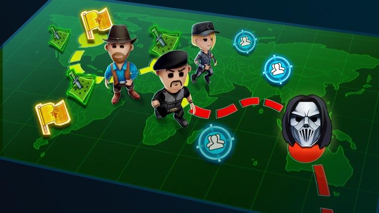 Pocket Troops: Strategy RPG screenshot-5