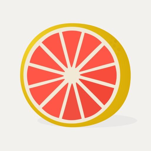 Grapefruit Journal