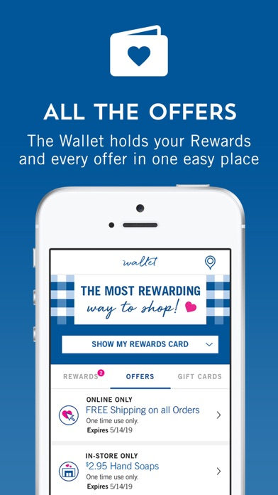 Screenshot for My Bath & Body Works in United States App Store