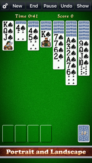 Screen Shot Solitaire City 2