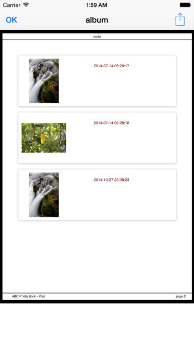 ABC Photo book