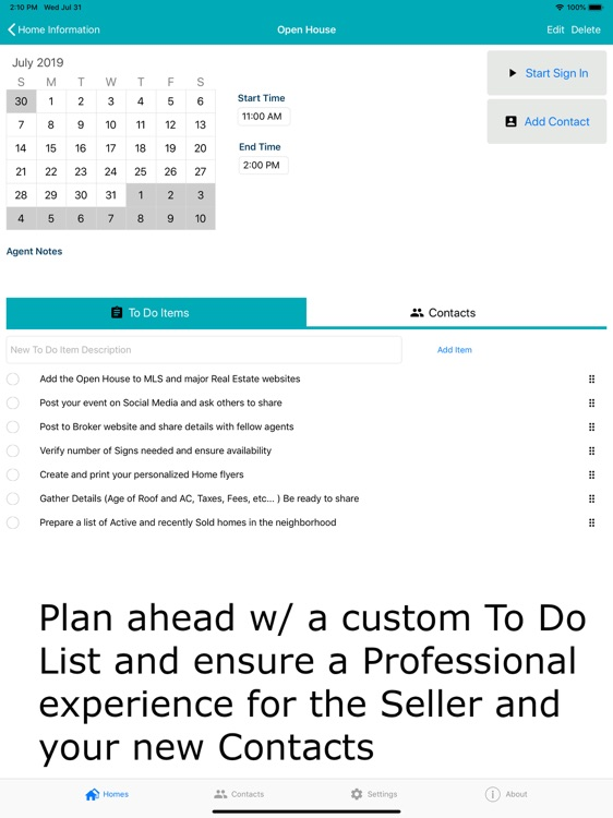 Open House Pro screenshot-4