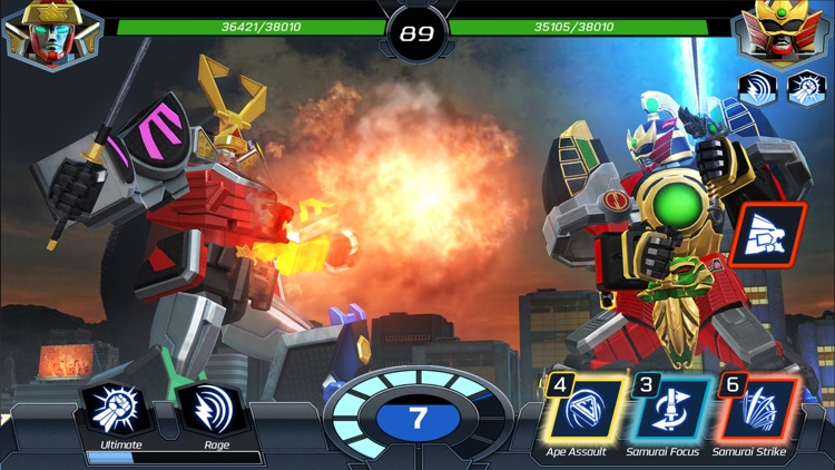 Power Rangers: Legacy Wars screenshot-6