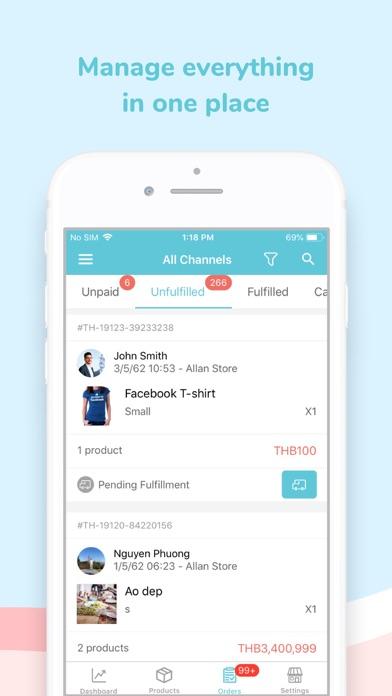 Shoplus - Social Seller Tool screenshot three