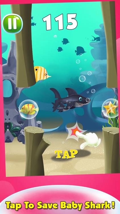 Baby & Mommy Shark Run Fun Do screenshot-3