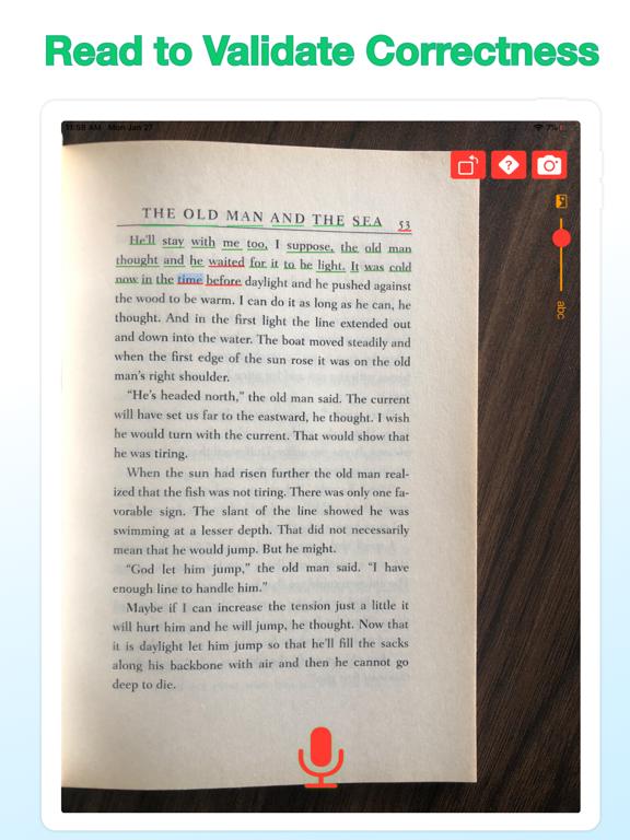 Wording - Reading Tutor screenshot 6