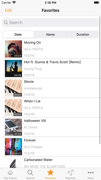 Music X - Best music streaming screenshot-4