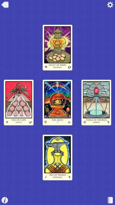 Tabula Mundi Tarotのおすすめ画像5