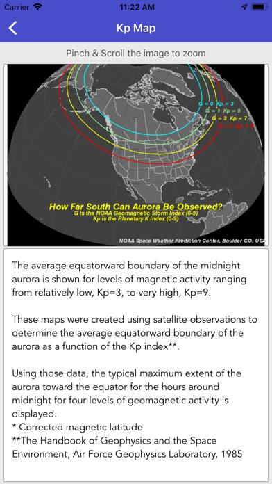Aurora Forecast & Alerts screenshot 10