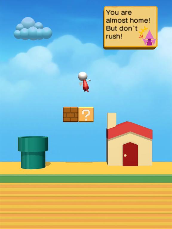 Mr Go Home 3D screenshot 4