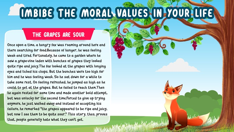 Best Moral Stories in English screenshot-1
