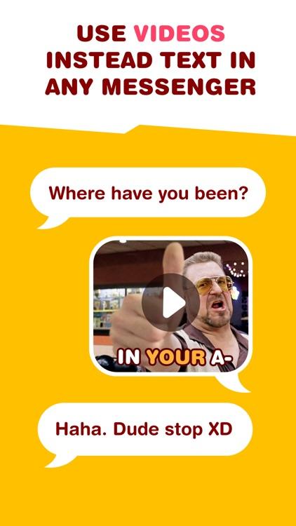 Text to Video Meme Maker App