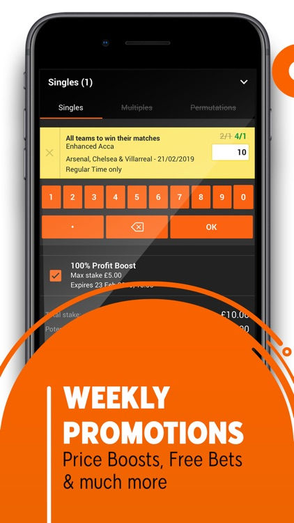 888 Sport: Live Sports Betting screenshot-5