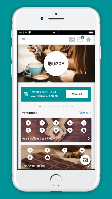 Upay - Payments & Loyalty screenshot one