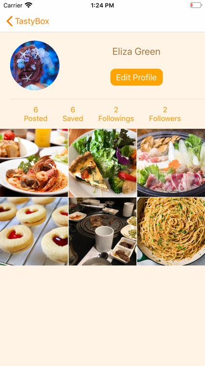 TastyBox - Discovery Recipes - screenshot-5
