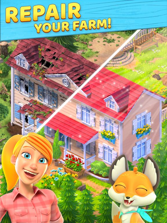 Wild Life: Puzzle Story screenshot 10