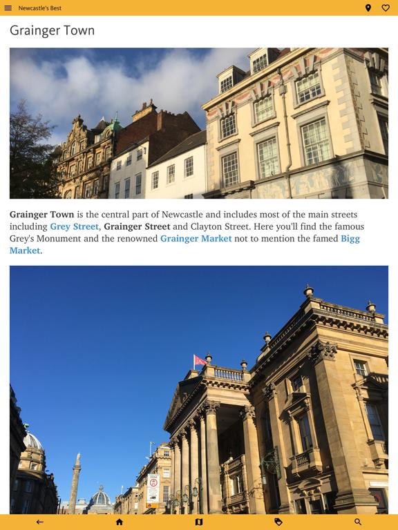 Newcastle's Best: Travel Guide screenshot 16