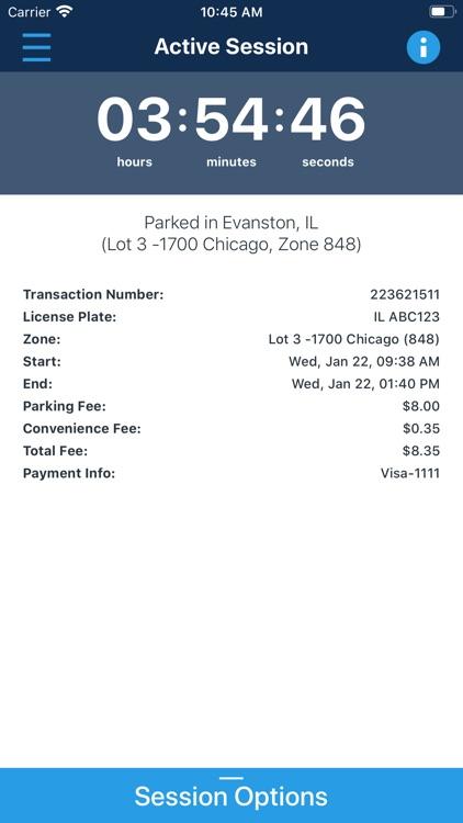 Park Evanston screenshot-3