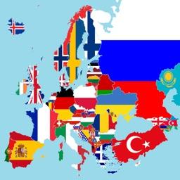 European Countries: Flags Quiz