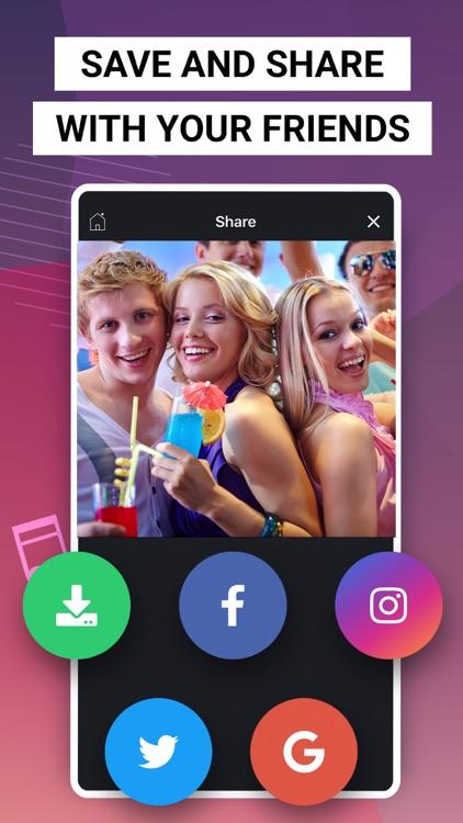 Add Background Music to Video+ screenshot-3