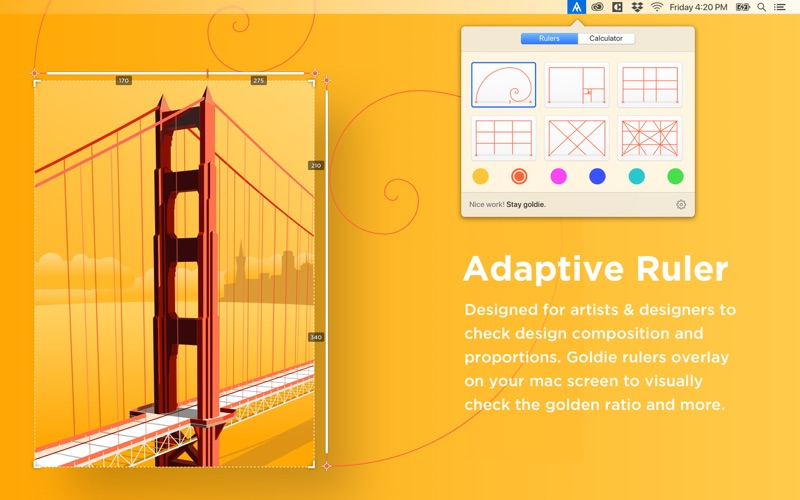 Goldie App | AppKaiju