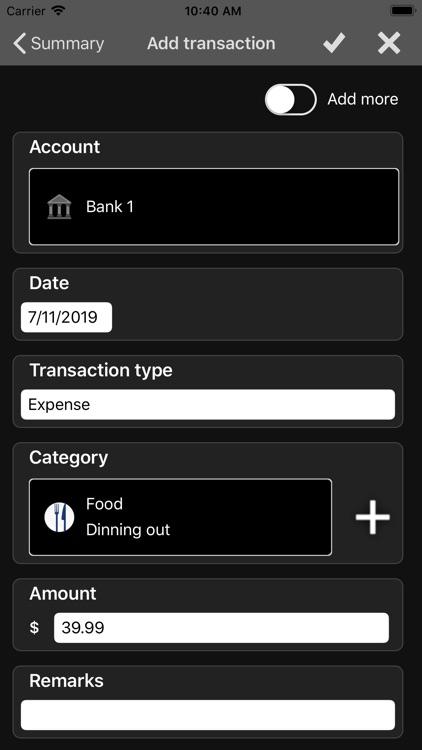 Homeasy - Bill reminder screenshot-7