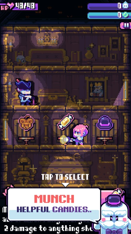 Candies 'n Curses screenshot-6