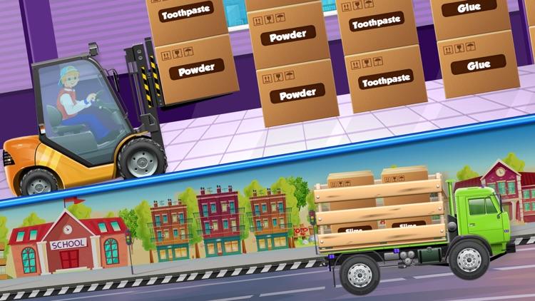 DIY Slime Factory Maker Play screenshot-5