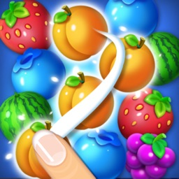 Fruits Crush - Puzzle Quest