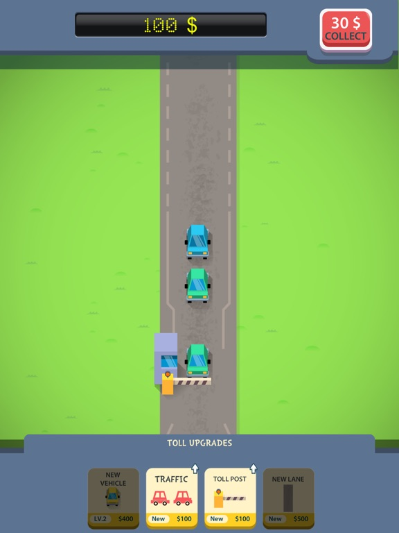 Idle Toll screenshot 5