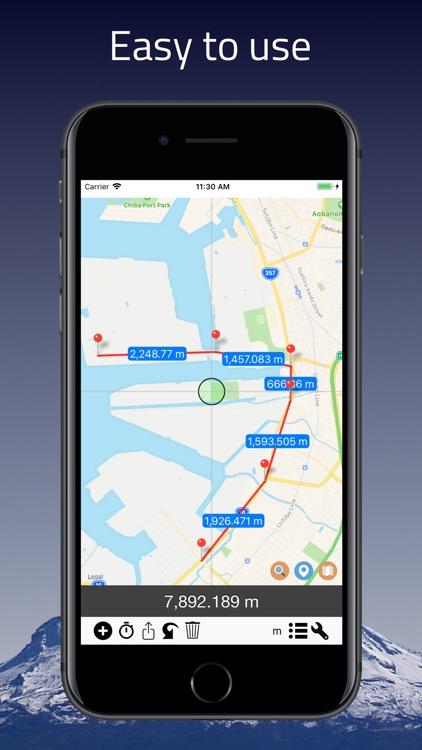 DistancePinner screenshot-5