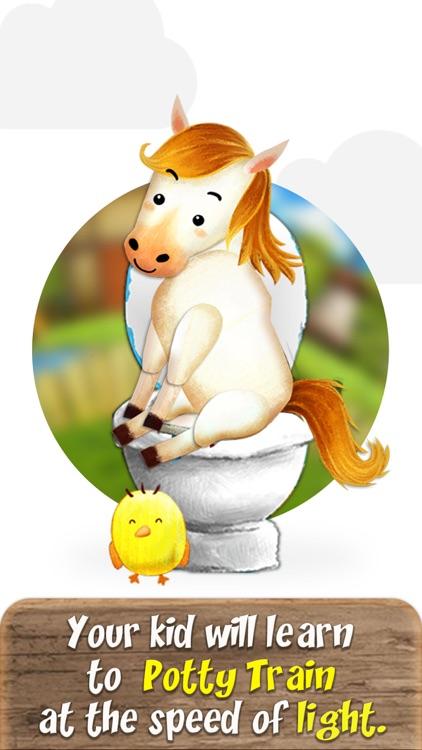 Toilet Potty Training screenshot-0