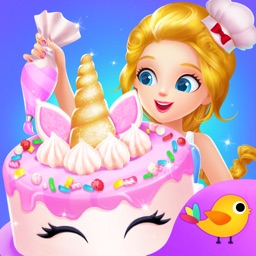 Princess Libby Unicorn Food
