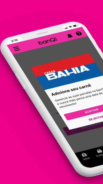 banQi - conta digital