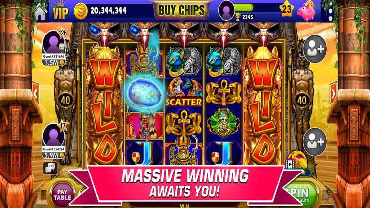 Vegas Slots - 7Heart Casino screenshot-4