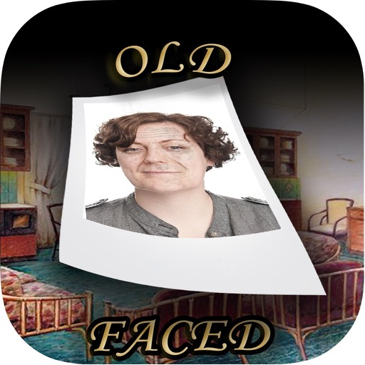 OldFaced - Old Age Photo Booth icon