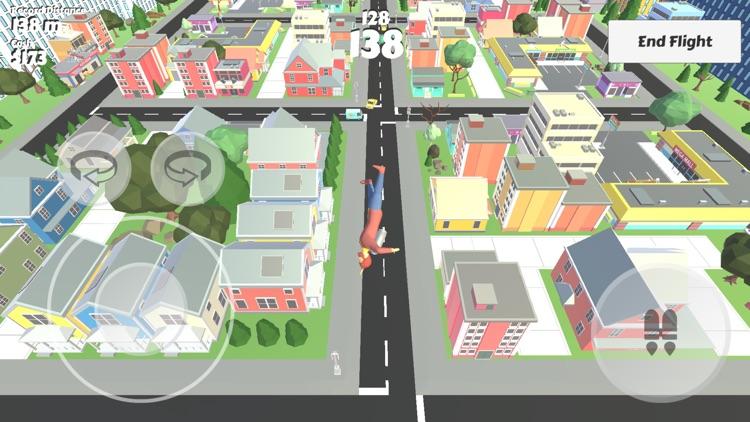 Rocket Man 3D screenshot-0