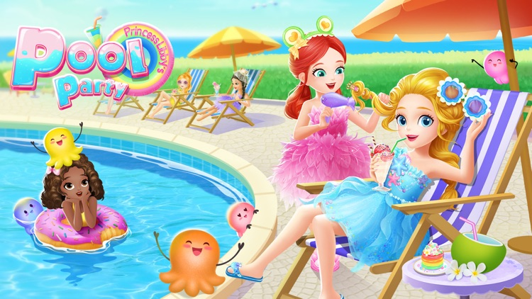 Princess Libby's Pool Party