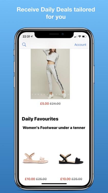 LoveVoucher Shopping App screenshot-3
