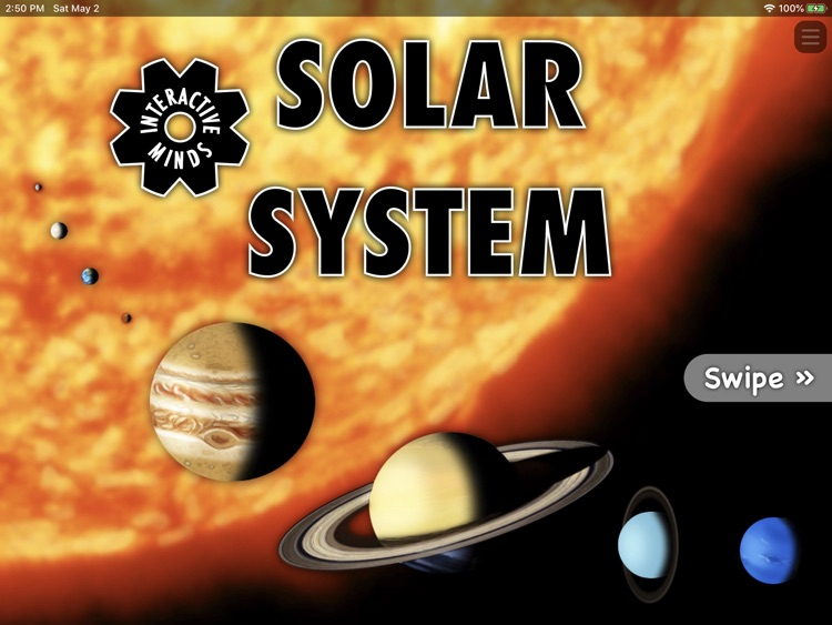 Interactive Minds Solar System