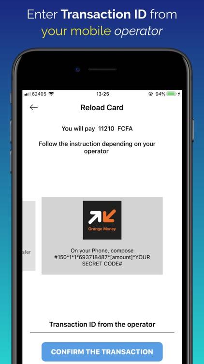Zitocard - Activate & Reload screenshot-5