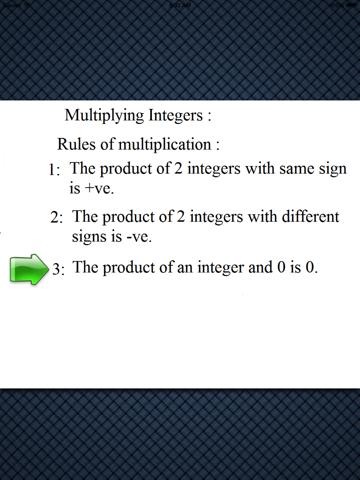 Integers For Pre-Algebra - náhled