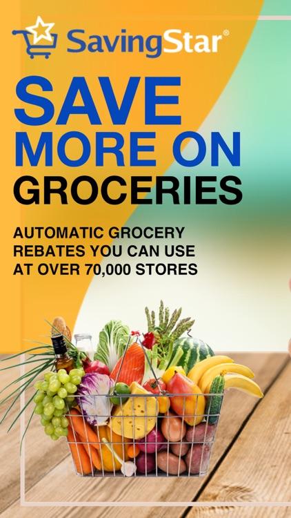 SavingStar - Grocery Savings