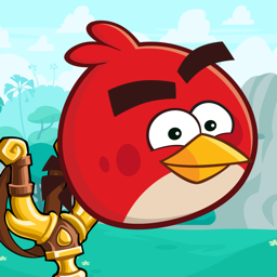 Ícone do app Angry Birds Friends